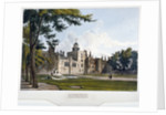 Charterhouse, Finsbury, London by William James Bennett