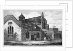 View of St Bartholomew's Chapel, Kingsland Road, Hackney, London by
