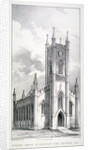 Church of St Peter de Beauvoir Town, Hackney, London by Dean and Munday