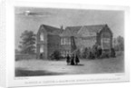 Birthplace of John Howard, philanthropist and prison reformer, Clapton, Hackney, London by Dean and Munday