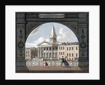 St George's Church, Bloomsbury, Holborn, London by Anonymous