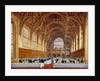 Opening of the new hall at Lincoln's Inn, Holborn, London, 30th October 1845 by