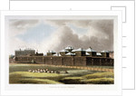 Cold Bath Fields Prison, Finsbury, London by Anonymous