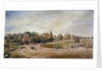 Court Lane and Lordship Lane, Dulwich, London by JC Mandy