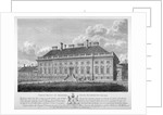 Bedford House, Bloomsbury Square, Bloomsbury, London by Bartholomew Howlett