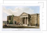View of the Russell Institution, Great Coram Street, Bloomsbury, London by Anonymous