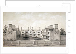 View of the Bookbinders' Provident Asylum, Balls Pond Road, Islington, London by WL Walton