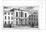 Northampton Tabernacle, Spa Fields, Finsbury, London by Anonymous