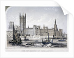 Palace of Westminster, London by Robert S Groom
