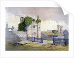 View of Beckingham Hall near Withham, Essex by