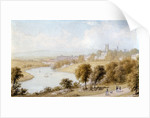 River Dee and St John's Church by William Westall
