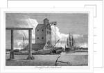 Brunswick Dock, Blackwall, London by