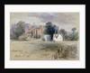 Frank's Hall near Farningham by Sir John Gilbert