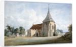 Thirnham Church, near Maidstone, Kent by