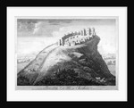 Beeston Castle in Cheshire by John Boydell