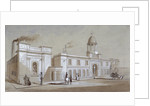 View of Grimble and Booth's distillery on Albany Street, St Pancras, London, c1830 by E Noyce