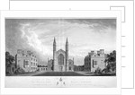 St Katherine's Hospital, Regent's Park, London by