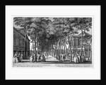 Marylebone Gardens, Marylebone, London by