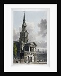 St Leonard's Church, Shoreditch, London by