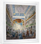 Interior view of the Royal Standard Theatre, Shoreditch High Street, London by