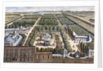 Vauxhall Gardens, Lambeth, London by Johann Sebastian Muller