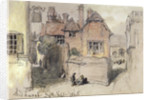 The Angel Inn, Midhurst by Sir John Gilbert