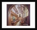 Great Hall, Charterhouse, London by