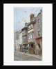 View of nos 36 and 38 Gray's Inn Road, London by John Crowther