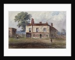 View of the Castle Tavern, Kentish Town, London by Anonymous