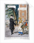 The archbishop and the apple-woman or Lambeth nanny's opinion of a blessing by C Williams
