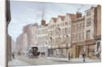 Fetter Lane, City of London by