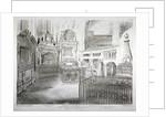 St Paul's Chapel, Westminster Abbey, London by