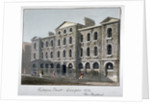 Giltspur Street Compter, City of London by George Shepherd