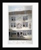Fortune Theatre, Golden Lane, London by