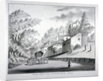 View of Holly Bush Hill, Hampstead, London by Anonymous