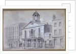 Percy Chapel, Charlotte Street, Fitzroy Square, London by Anonymous