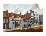 The George Tavern and shop fronts, Newington Butts, Southwark, London by Anonymous