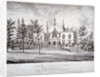 Stepney Grammar School, Stepney, London by Charles Joseph Hullmandel