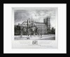 Westminster Abbey and St Margaret's Church, London by Dean and Munday