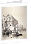 The Royal Naval Hospital, Greenwich, London by Edmund Patten