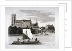 View of Westminster Abbey, London by Anonymous