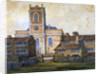 Church of St Matthew, Bethnal Green, London by William Pearson