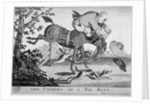 The Cockney at a Fox Hunt by Anonymous