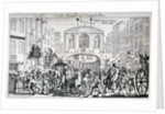 The Battle of Temple Bar by