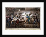 The Cato Street conspirators... by George Cruikshank