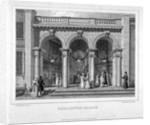 Burlington Arcade, Westminster, London by Charles Heath
