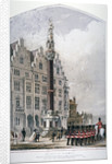 Broad Sanctuary, Westminster, London by Robert Dudley