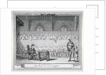 The Trial of Thomas Wentworth, Earl of Strafford, Westminster Hall, London, 1641 by J Collyer