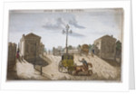 View of Hyde Park Corner Turnpike, Westminster, London by