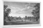 View of the garden and gardeners at Carlton House, London, c1760(?) by Anonymous